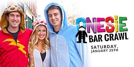 Onesie Bar Crawl tickets