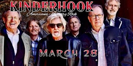 Kinderhook - Americana Country Rock tickets