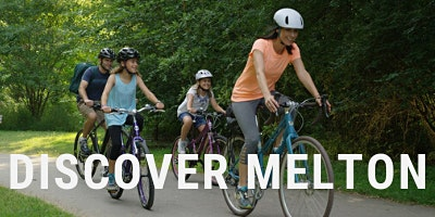 Discover Melton Bicycle Ride