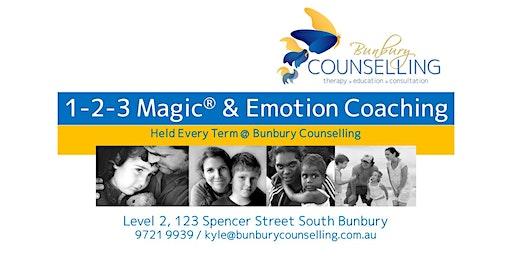 1-2-3 Magic and Emotion Coaching (Term 1, 2020)