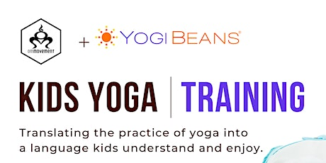 Yogi Beans Kids Yoga Teacher Training tickets