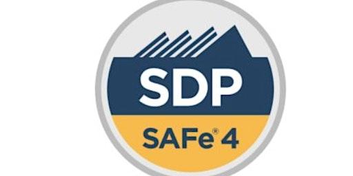 SAFe® 5.0 DevOps Practitioner with SDP Certification Manchester,NH (weekend)