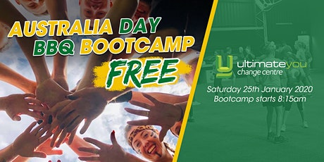 Ultimate You Australia Day BBQ Bootcamp tickets