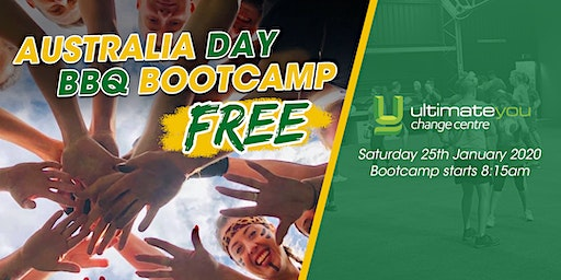 Ultimate You Australia Day BBQ Bootcamp