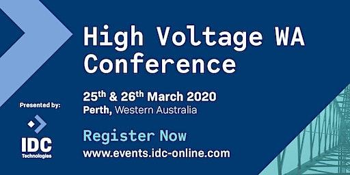 High Voltage WA Conference - Perth, Australia