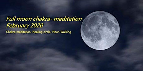 Full Moon Chakra- Healing Meditation-Dr Rajes & Selvi tickets
