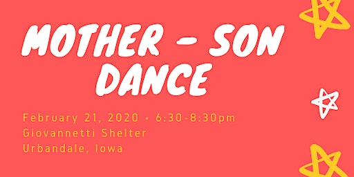 Mother/Son Dance  benefiting the Leukemia & Lymphoma Society