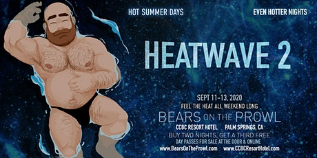 Likely to be Canceled: Heatwave #2 tickets