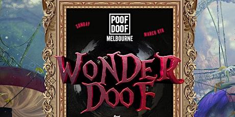 Wonder Doof by Poof Doof tickets