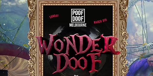 Wonder Doof by Poof Doof