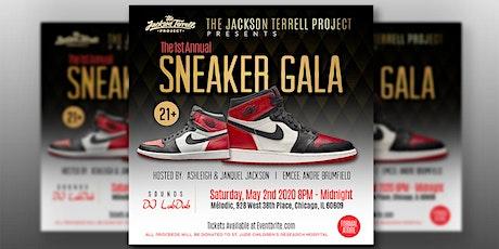 "Jackson Terrell Project ""Sneaker Gala"" tickets"