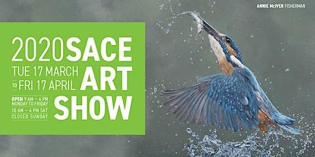 2020 SACE Art Show tickets