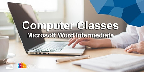 Computer Classes: Microsoft Word Intermediate tickets
