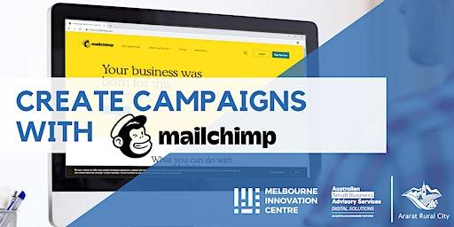 Create Marketing Campaigns with Mailchimp - Ararat