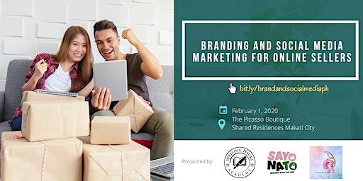 Branding & Social Media Marketing for Online Sellers