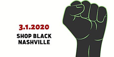 Shop Black Nashville March 1st 2020 tickets