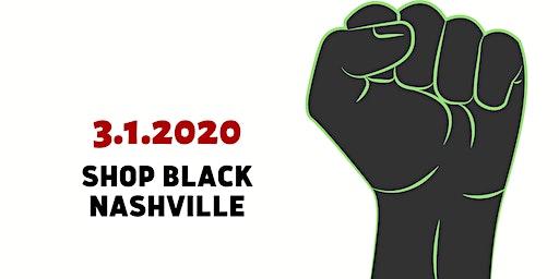 Shop Black Nashville March 1st 2020
