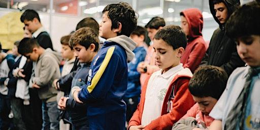2020 Prayer Workshops for Kids