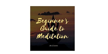 Beginner's Guide to Meditation tickets