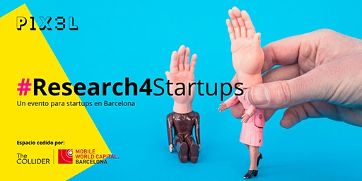 #Research4Startups