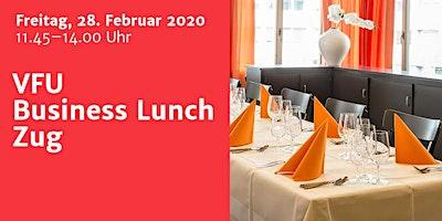 Business-Lunch, Zug, 28.02.2020