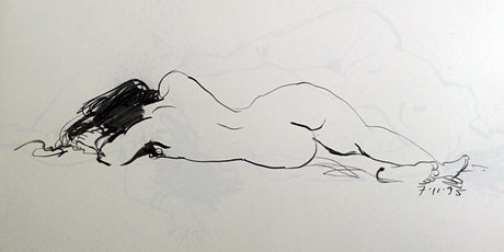Life Drawing Masterclass with Johannes Leak tickets