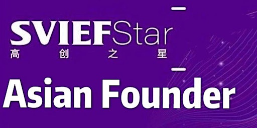 Asian Founder Event