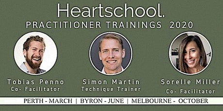 Heartschool Practitioner Training 2020 tickets