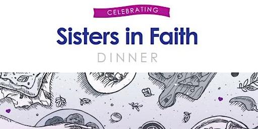 Celebrating Sisters in Faith Dinner