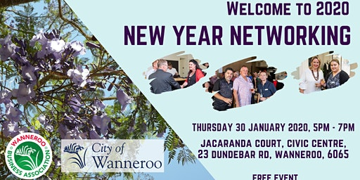 Free Business Networking City of Wanneroo Sundowner