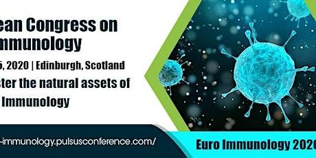 European Congress on Immunology tickets