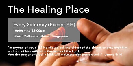 The Healing Place tickets