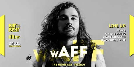wAFF [Hot Creations] - The Night Cat tickets