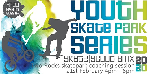 Freestyle Now / City of Wanneroo - Two Rocks skatepark coaching session - skateboard BMX Scooter - 21st February 2020