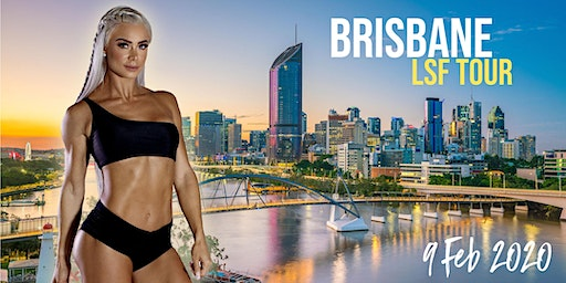 Lauren Simpson Fitness Meet & Greet Brisbane Tour