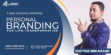 FULL DAY PERSONAL BRANDING WORKSHOP tickets