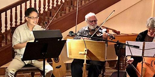 Fourth Annual Fiddle Fest