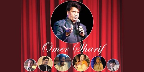 Comedy Night with Omer Sharif tickets