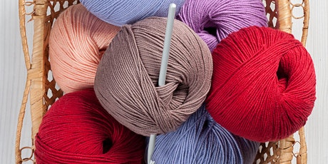Tunisian Crochet workshop with Kay Cooper tickets