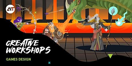Creative Workshop for Budding Game Designer & Developers in Melbourne tickets