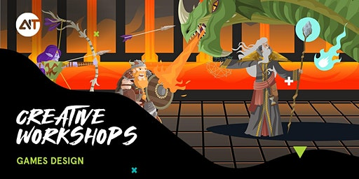 Creative Workshop for Budding Game Designer & Developers in Melbourne