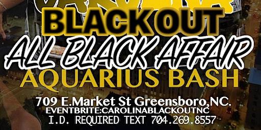 Black Out All Black Affair