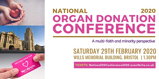 National Organ Donation Conference: Multifaith and Minority Perspective