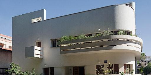 Interwar Modernist architecture of Israel – with Michael Hauptman