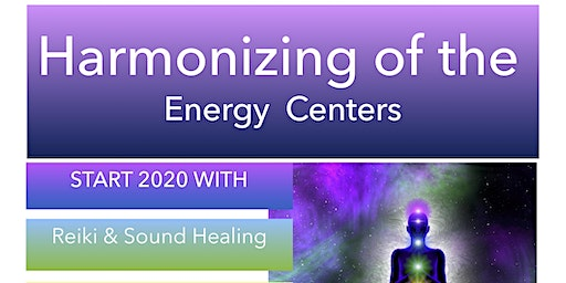 Harmonizing of the Energy Centers