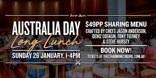 Australia Day Long Lunch