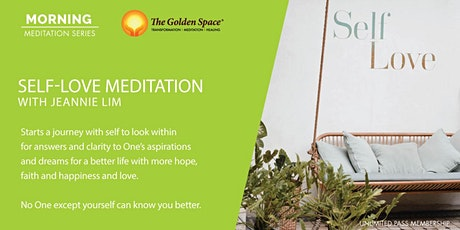 Self-Love Meditation tickets