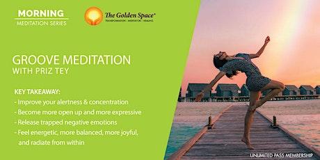 Groove Meditation tickets
