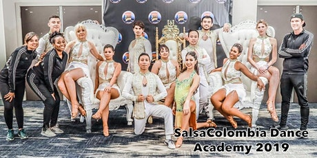 SalsaColombia Dance Team Auditions Feb 1st 2020! tickets
