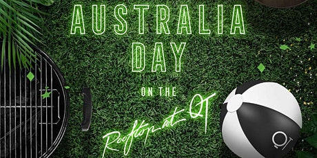 Australia Day on the Rooftop at QT tickets